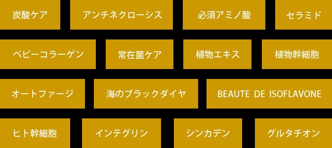 エキスパート・ローション特徴